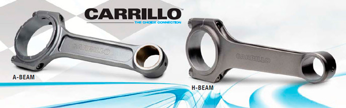 Carrillo connecring rod